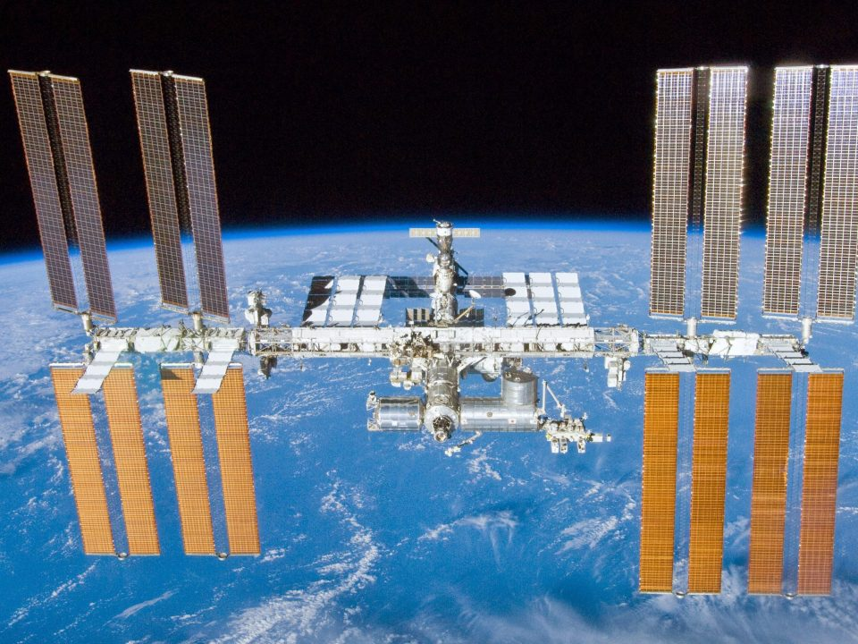 Virtual ISS-Tour - Erkunde die Internationale Raumstation!