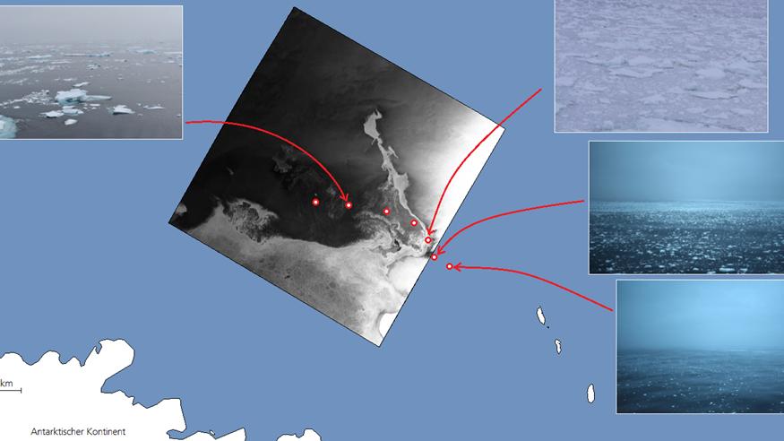 Navigation im Eis – Eine Frage des Blickwinkels