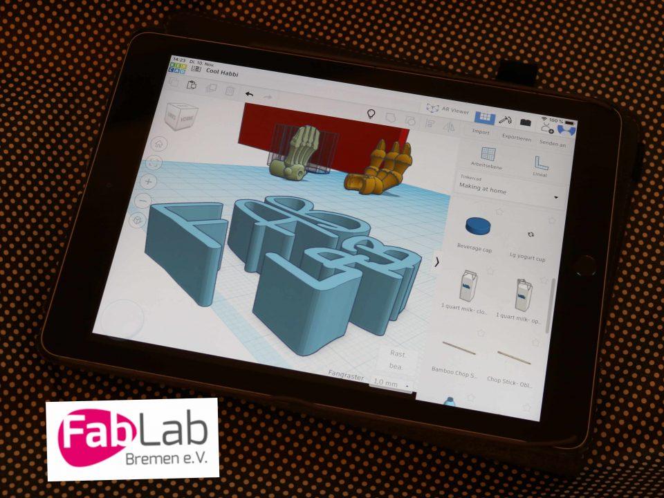 3D Modelling zum Selbermachen