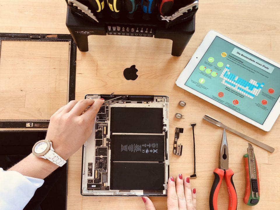 Projektvorstellung TaBLETS - online tools und Laborangebote im FreiEX