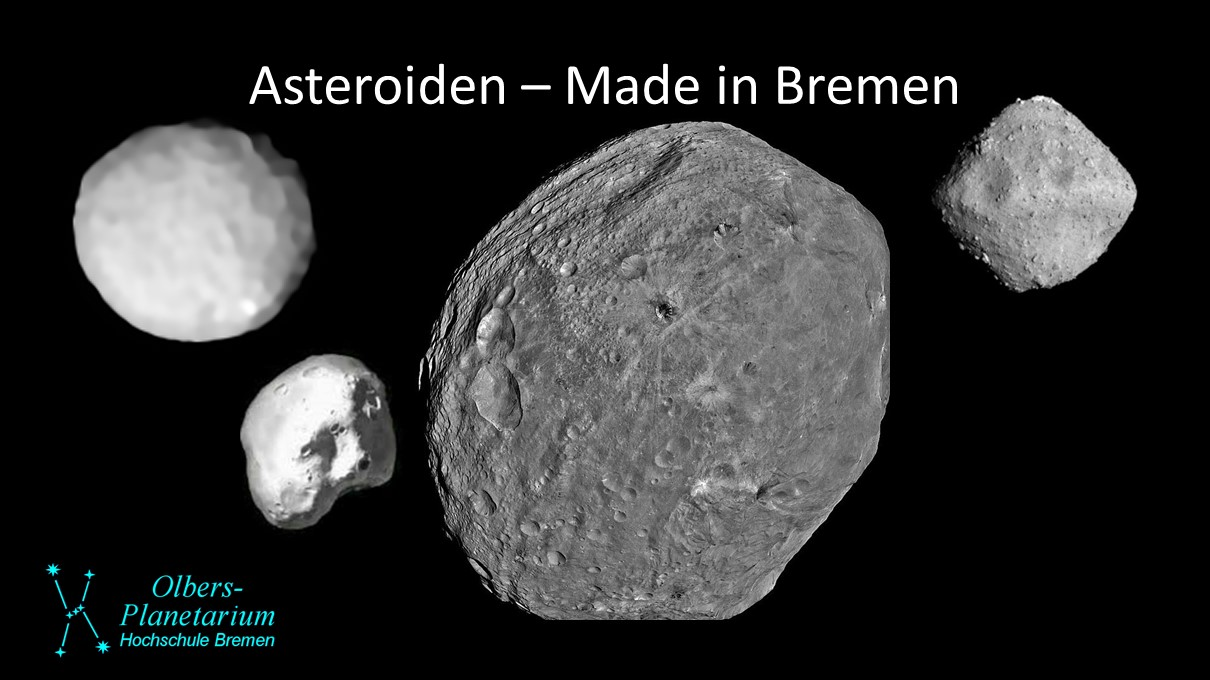 Asteroiden - Made in Bremen