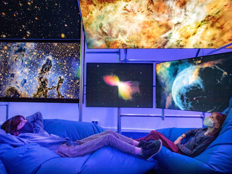 Up to Space: Spotlights aus der neuen Sonderausstellung im Universum® Bremen