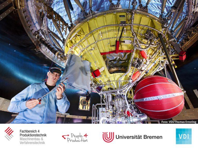 Raumfahrt: Schule, Studium und Beruf