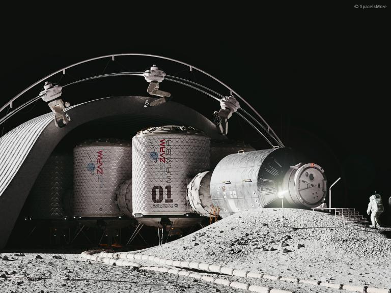 Leben auf dem Mars - und der Weg dorthin