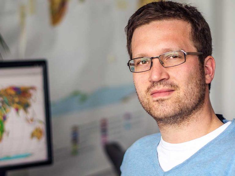 Expert*innengespräch mit Professor Nils Moosdorf (ZMT)