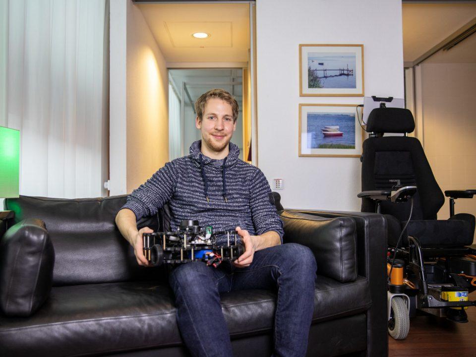 Navigation mit Köpfchen - Wie Roboter ihre Umgebung erkunden