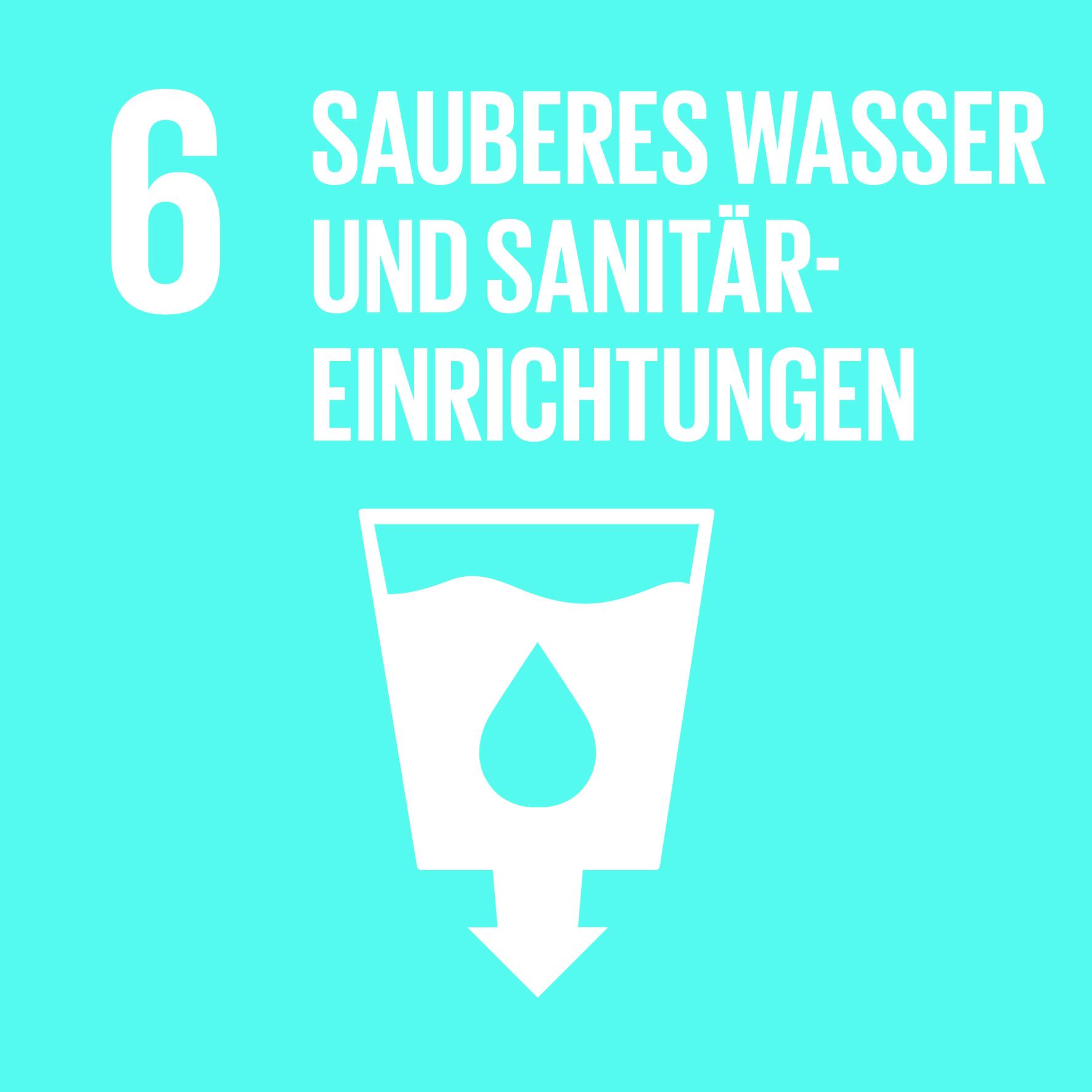 06 Sauberes Wasser und Sanitäreinrichtungen