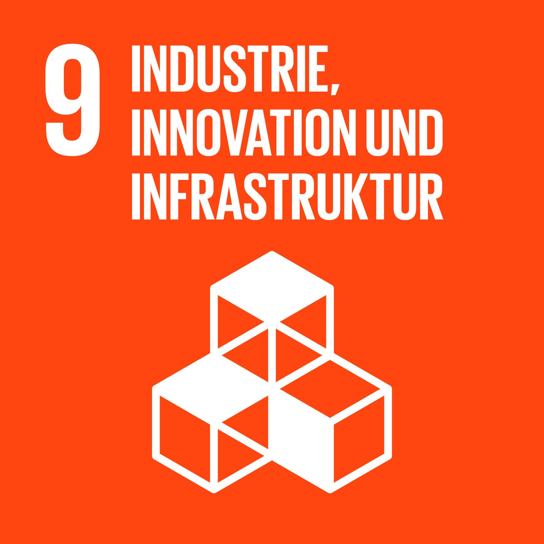 09 Industrie, Innovation und Infrastruktur
