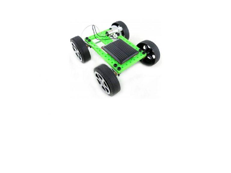 Wir bauen ein Solar-betriebenes Elektroauto (Solar-Auto)